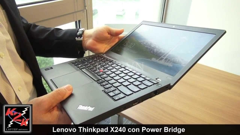 Lenovo ThinkPad X240  (Intel Core i7-4600U 2.1GHz, 4GB RAM, 500GB HDD, VGA Intel HD Graphics 4400, 12.5 inch, Free DOS)