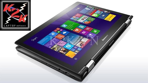 Lenovo Yoga 500 (Intel Core i5-5200U 2.2GHz, 4GB RAM, 500GB HDD, VGA Intel HD Graphics 5500, 14 Touch Screen, Windows 10)