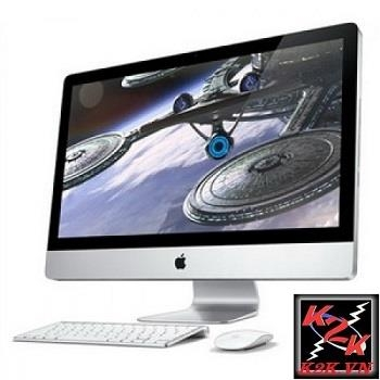 Apple iMac Unibody MC309 (Mid 2011) (Intel Core i5-2400s 2.5GHz, 4GB RAM, 500GB HDD, VGA ATI Radeon HD 6750M, 21.5 inch, Mac OSX 10.6 )