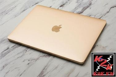 Apple Macbook Retina  MLHE2 (Mid 2016) (Intel Core M 1.1GHz, 8GB RAM, 256GB SSD, VGA Intel HD Graphics 515, 12 inch, Mac OS X El Capitan)-Gold
