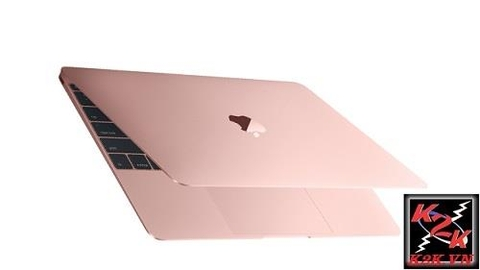 Apple Macbook Retina  MMGM2 (Mid 2016) (Intel Core M 1.2GHz, 8GB RAM, 512GB SSD, VGA Intel HD Graphics 515, 12 inch, Mac OS X El Capitan)-Rose Gold