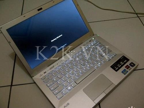 Sony Vaio VPC-SA (Intel Core i5-2430M 2.4GHz, 4GB RAM, 500GB HDD, VGA ATI Radeon HD 6630M, 13.3 inch, Windows 7 Professional 64 bit)