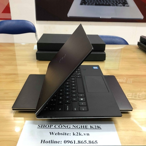 Dell Xps 13 9365 (2017) intel Core™ i5-7y54, 4Gb Ram, 128Gb SSD, VGA on Intel HD 615, màn 13.3 Full HD IPS cảm ứng)
