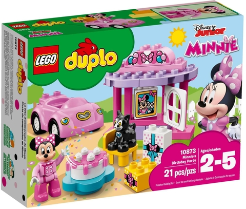 LEGO Juniors 10873 Minnie's Birthday Party
