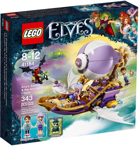 LEGO Elves 41184 Aira's Airship & the Amulet Chase