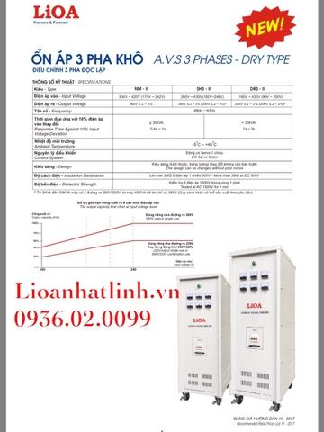 LIOA 3 PHA SH3-20K II