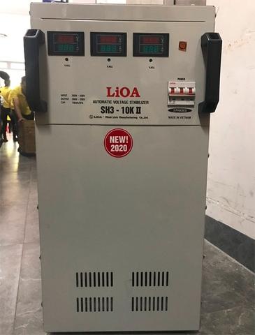 Lioa 10 kva DRI 90V~250V