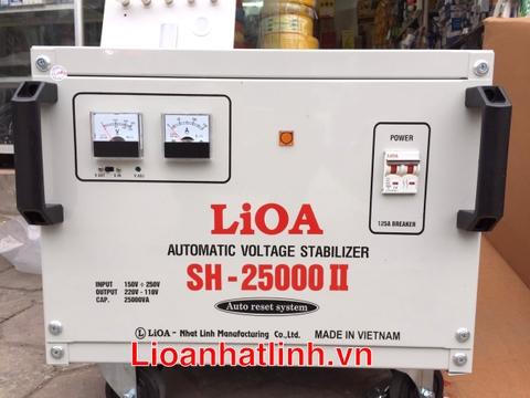 LIOA 1 PHA SH-25.000