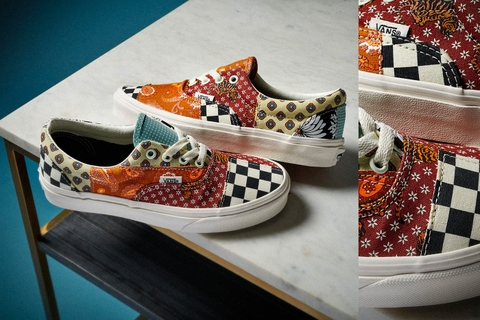 Tiger Patchwork – SỰ TRỞ LẠI CỦA VANS - OFF THE WALL