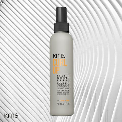 STYLE - XỊT XOĂN LỌN CỨNG KMS BOUNCE BACK SPRAY 200ML