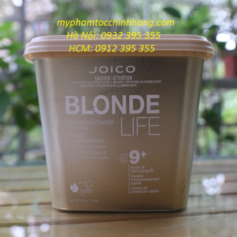 BỘT TẨY JOICO BLONDE LIFE 500ML
