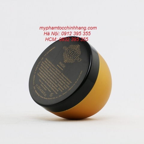 HẤP OROFLUIDO MASK 250ML