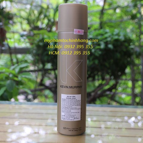 KEO XỊT CỨNG KEVIN.MURPHY SESSION.SPRAY 370ML