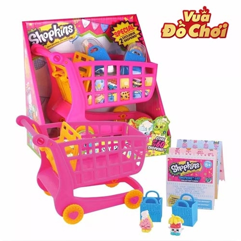 SHO56017 SHOPKINS BỘ SHOPKINS CART SEASON 1