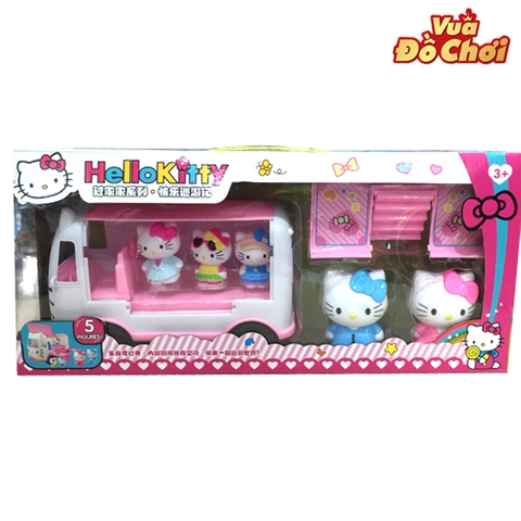 Xe Bus Hellokitty 6001