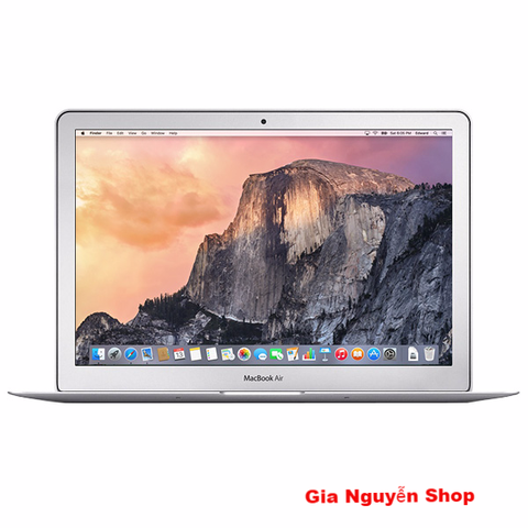 Macbook Air MJVE2 2015 Core i5-5250U RAM 4GB 128GB SSD