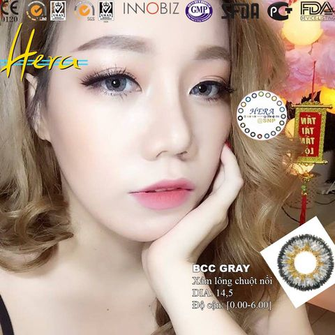BCC GRAY ( 0.00 - 6.00 ĐỘ) - 14.5 MM