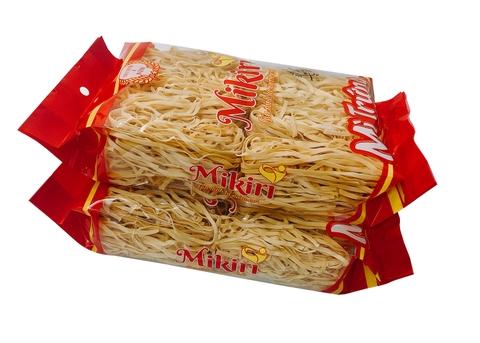 Đa dạng bữa ăn hàng ngày cùng mì trứng không phẩm màu Mikiri