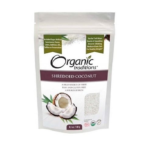 Bá»t lợi khuẩn dừa socola hữu cÆ¡ OT (200g)