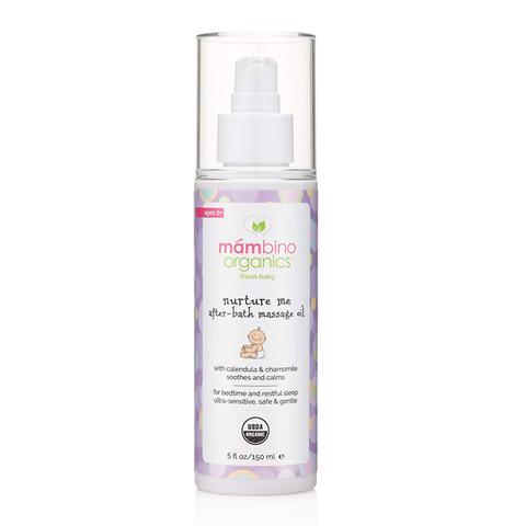 Dầu massage cho bé hữu cơ Mambino (150ml)