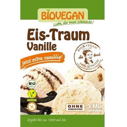 Bá»t làm kem vani hữu cÆ¡ Biovegan (77g)