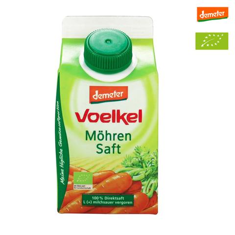 NÆ°á»c ép cà rá»t hữu cÆ¡ Voelkel (700ml)