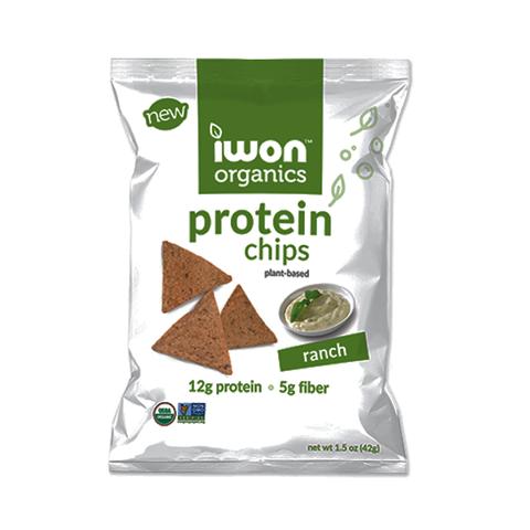 Snack bỠsung protein hữu cơ Iwon (42g) vỠphô mai