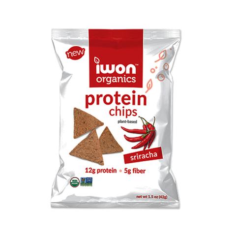 Snack bá» sung protein hữu cÆ¡ Iwon (42g) vá» á»t Sriracha
