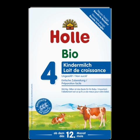 Sữa bò công thức hữu cơ Holle 4 (600g)