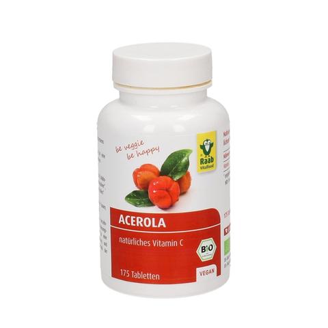Viên bỠsung vitaminC hữu cơ Raab (175V)