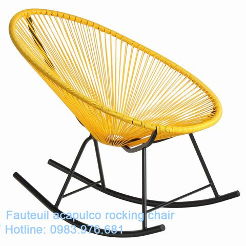 Ghế Acapulco rocking chair