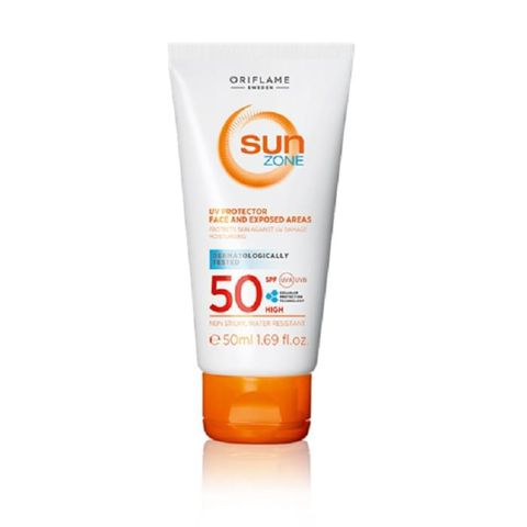 Kem chống nắng Oriflame Sun Zone SPF50