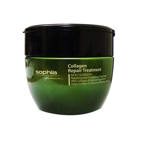 Hấp tóc Sophia Platium Collagen Repair Treatment