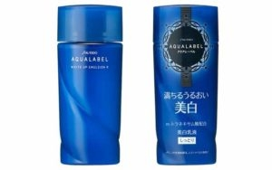 Sữa dưỡng Shiseido Aqualabel white up emulsion