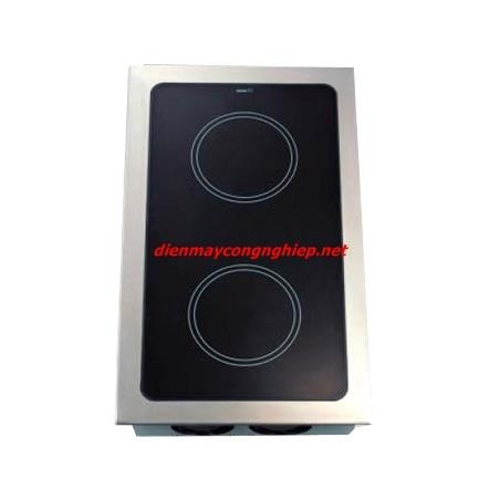 Induction Cooker drop-in 2x3.5kw BlD-3500