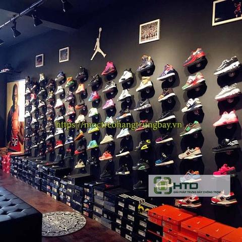 Các điểm lưu ý khi trưng bày giày dép