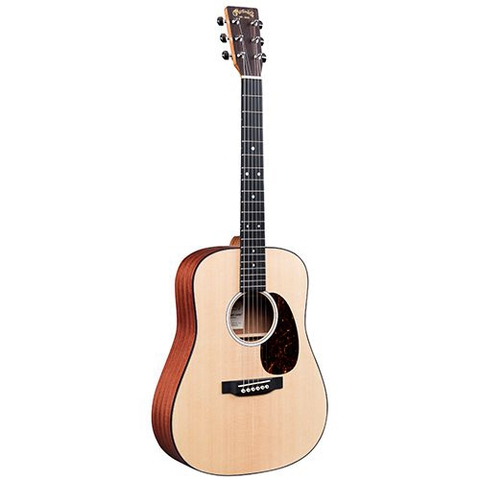 Đàn Guitar Acoustic Martin Junior Series DJr-10E-02 Sitka Top Acoustic Guitar w/Bag