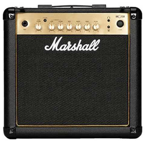 Ampli Guitar Marshall MG15GR