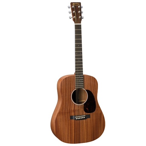 Đàn Guitar Acoustic Martin Junior Series DJr 2E Sapele Acoustic Guitar w/Bag