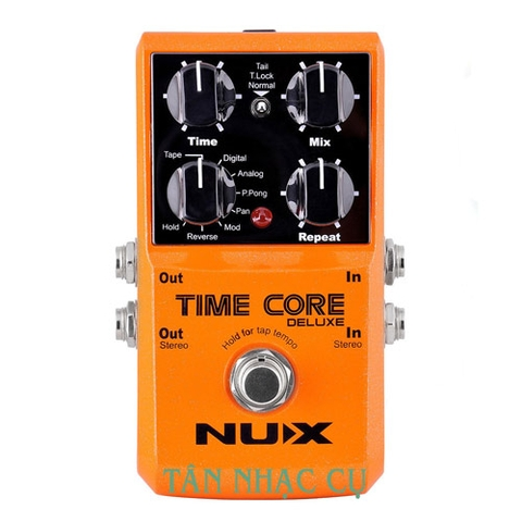 Phơ Guitar Nux Time Core TC