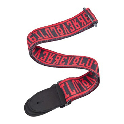 D'Addario 50mm Beatles Guitar Strap, Revolution
