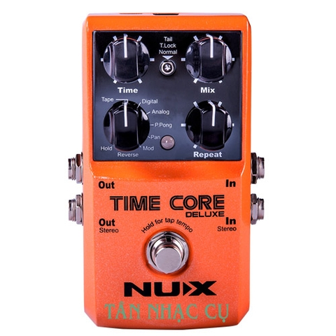 Phơ Guitar Nux Time Core Deluxe
