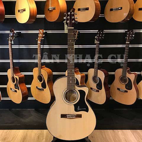 Đàn Guitar Acoustic Ba Đờn VE70