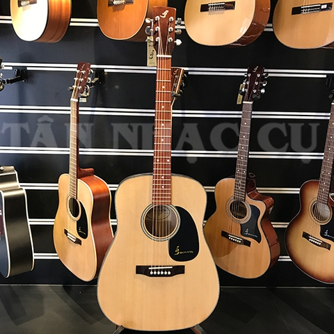 Đàn Guitar Acoustic Ba Đờn VE70D