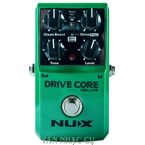 Phơ Guitar Nux Drive Core Deluxe