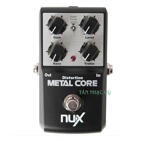 Phơ Guitar Nux Metal Core MC