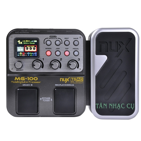 Phơ Guitar Nux MG 100