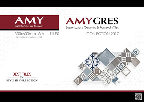 Collection wall tiles 300x600