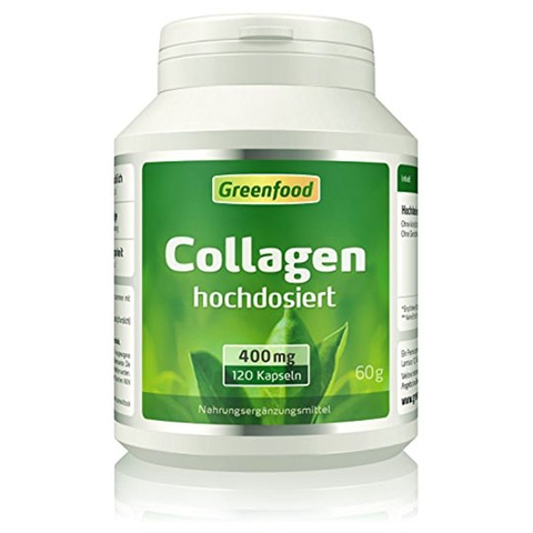 Collagen Hocdosiert 400 mg