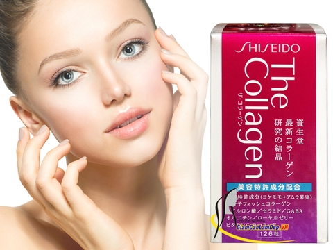 Collagen Shiseido Nhật